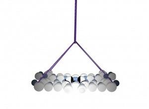 Ball lamp mesh