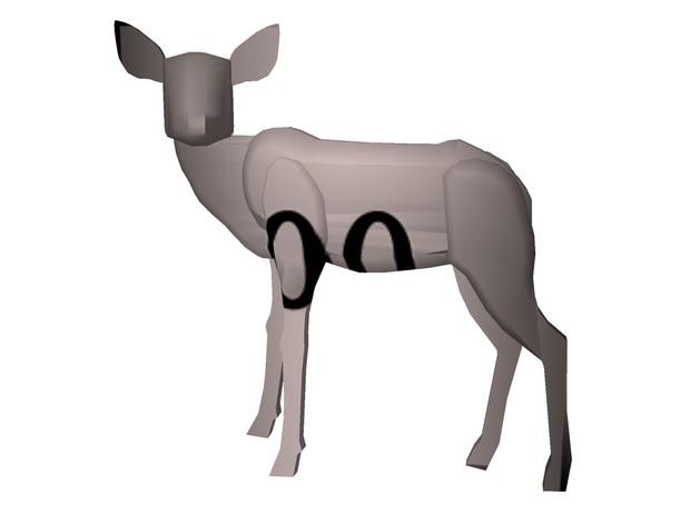 Deer mesh furniture