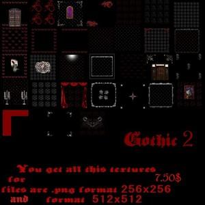 Gothic2 Textures