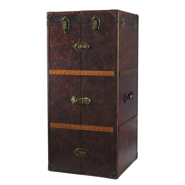 Antique Suitcase MESH