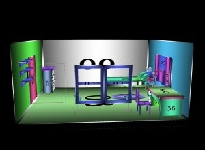 Andi´s room from Toystory
