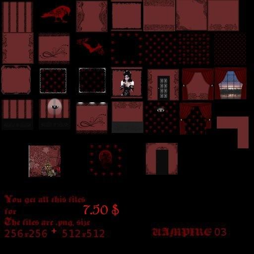Vampire3 Roomtextures