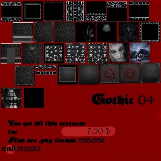 Gothic4 Roomtextures