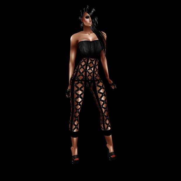 X closet bodysuit