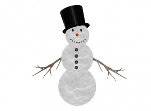 Snowman MESH