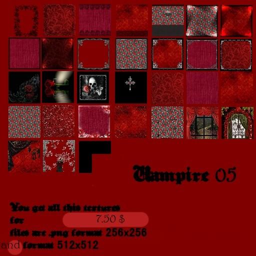 Vampire5 Roomtextures
