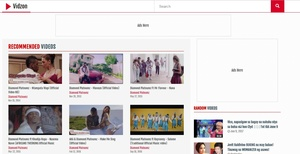 Video Search Engine Script, SEO Optimized