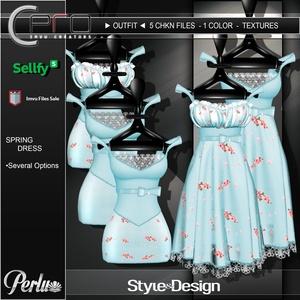► SPRING DRESS ◄