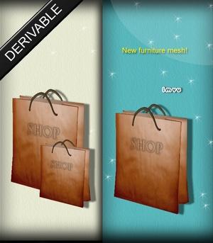 Shopping Bag Furniture
