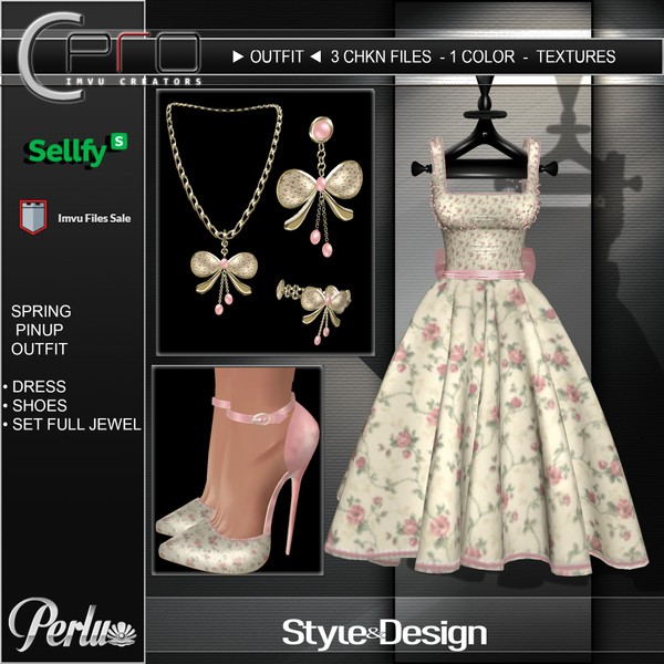 ►SPRING PINUP OUTFIT◄