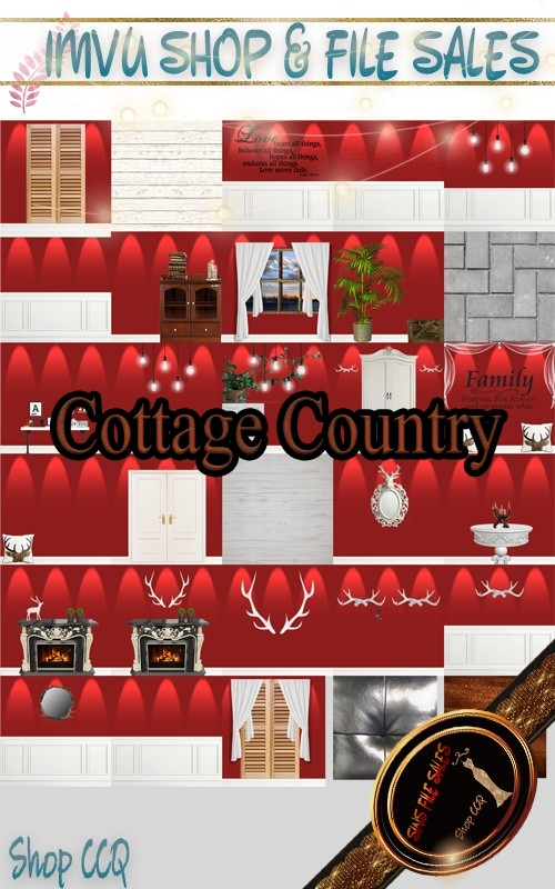 Cottage Country Texture Pack- 2020