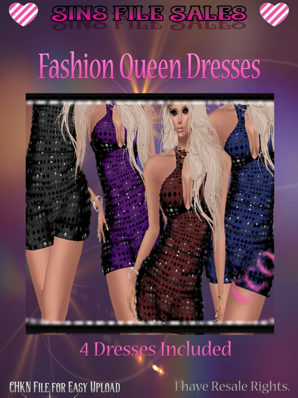 Fashion Queen Dresses