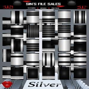 Silver *40 Textures