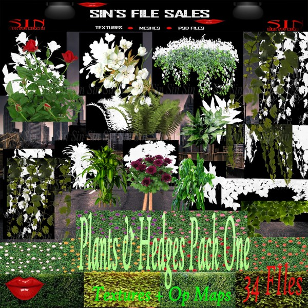 Plant Pack One