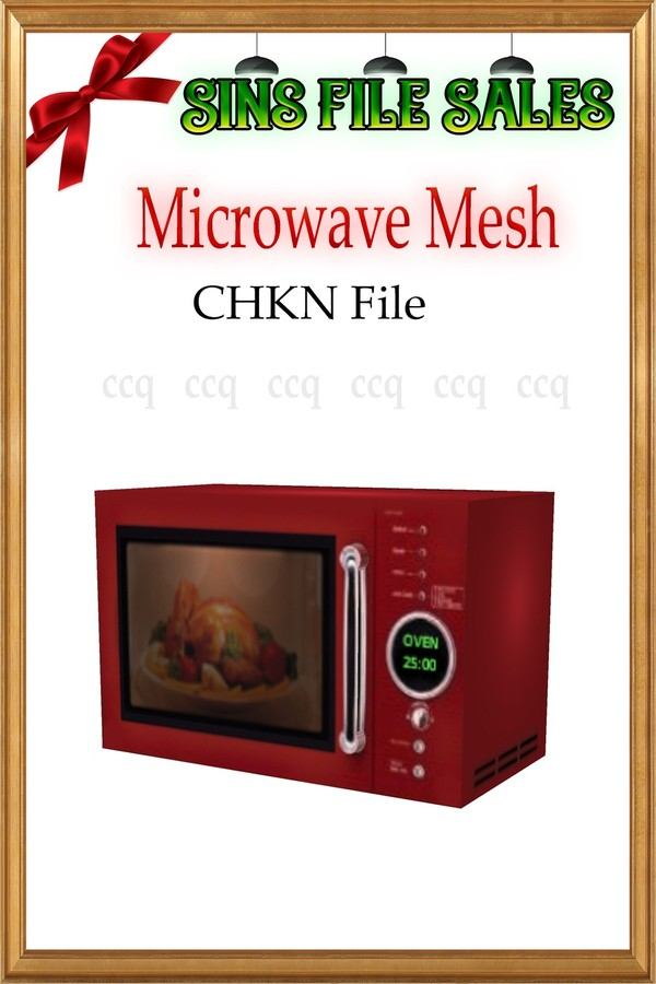 Microwave Mesh