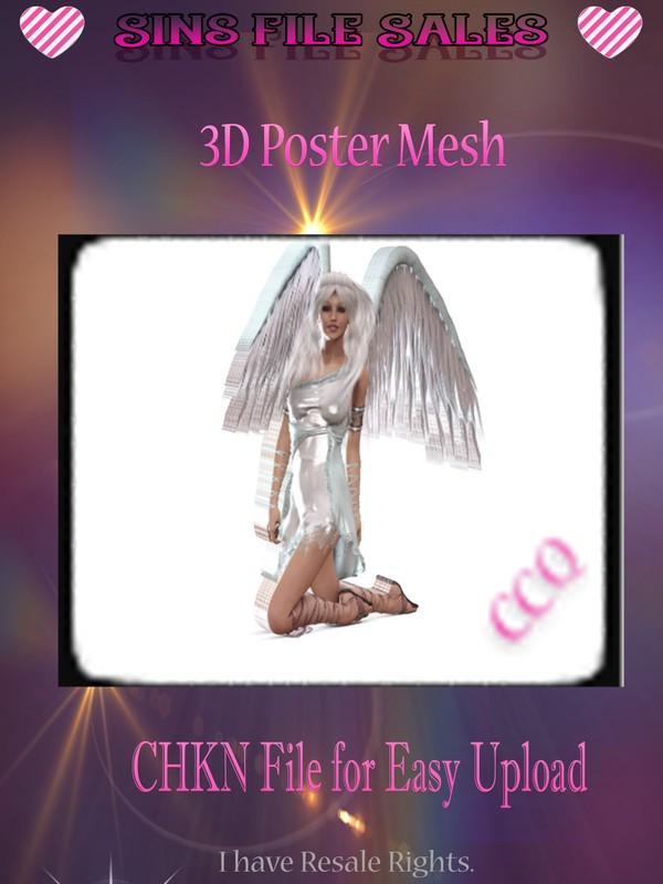 3D Poster Mesh