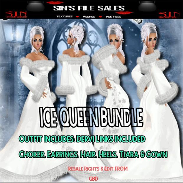 Ice Queen Bundle