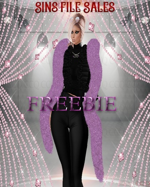 ♥Freebie Fur Wrap♥ CHKN
