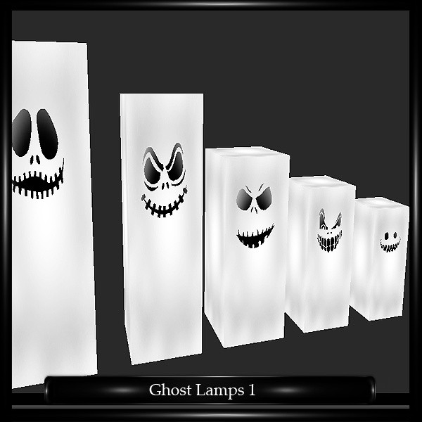 Ghost Lamps V1