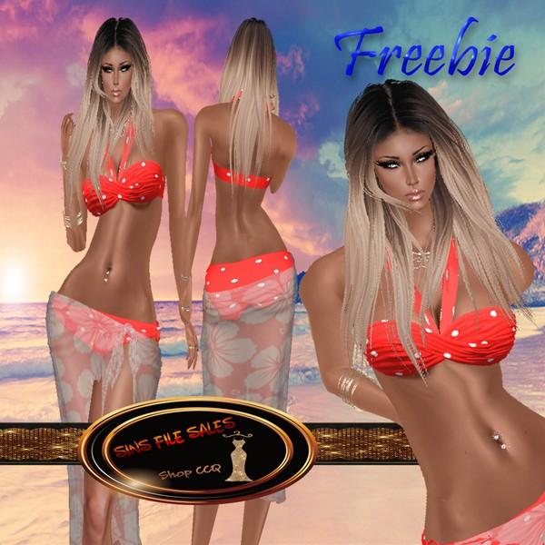 Freebie 2 Summer Bikini