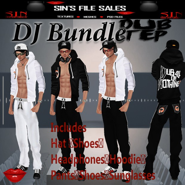 DJ Bundle *6 Items Included