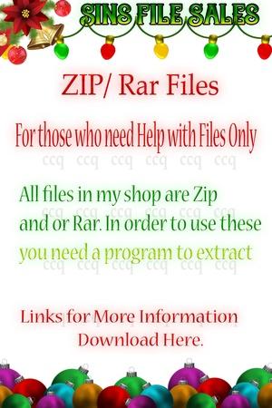 information Regarding compressed Files.