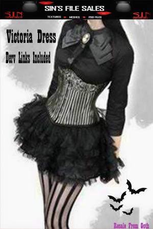 Victoria Dress Pack