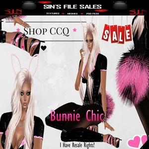 Bunnie Chic (Includes ^ shown above + Derv Links)