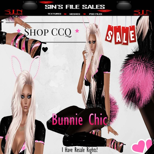 Bunnie Chic (Includes ^ shown above + Derv Links)