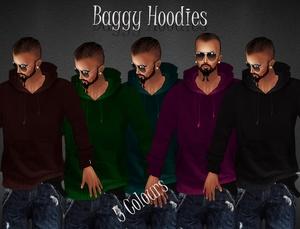 Male Hoodies