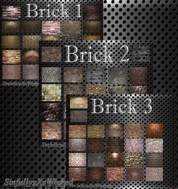 *~Bundle & Save~* Brick Bundle