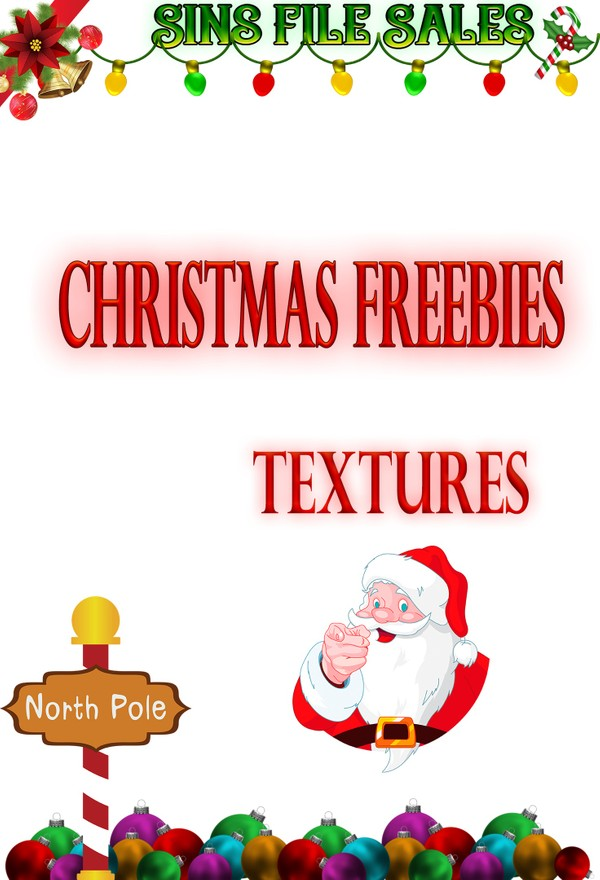 Christmas Freebies Textures