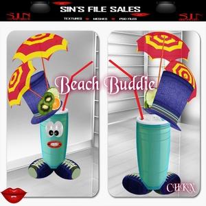 Beach Buddie* Mesh