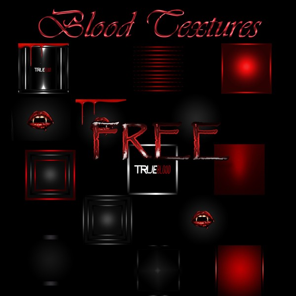 Blood Textures (IMVU)
