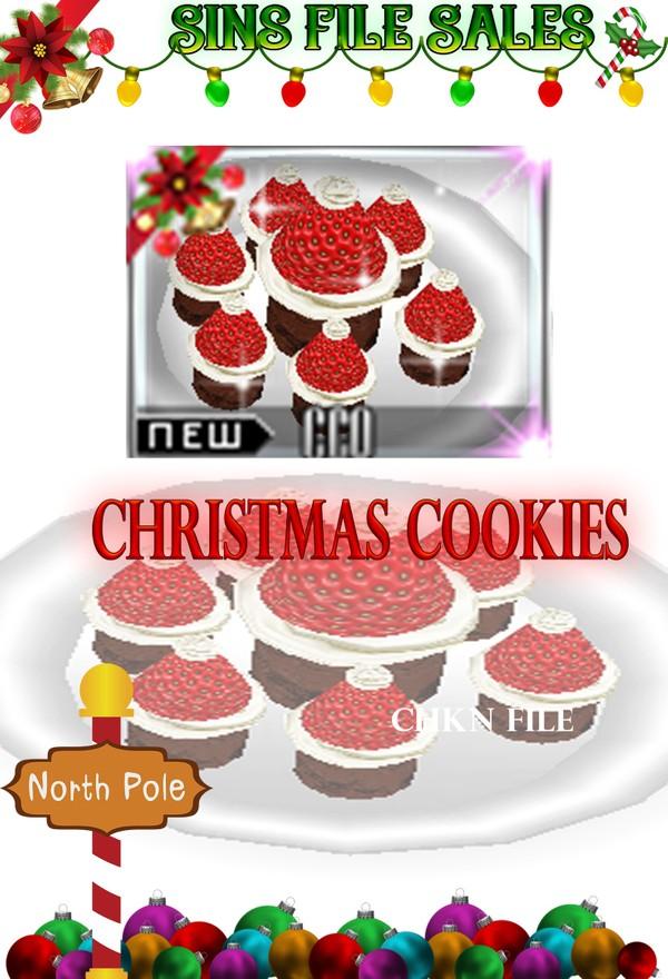 Christmas Cookies CKHN File