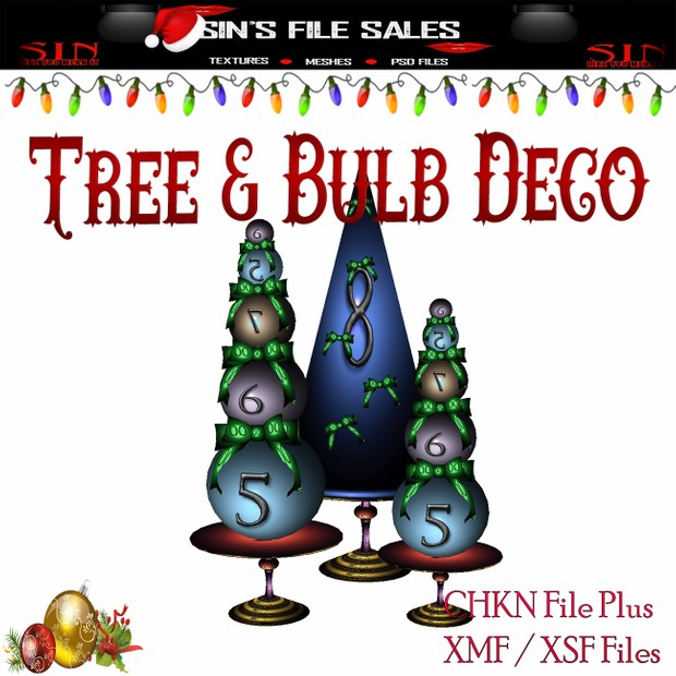 Trippe Tree Table Deco * Mesh