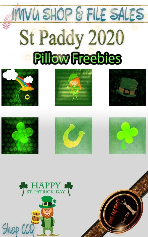 ~St Paddy-Freebies 2020~