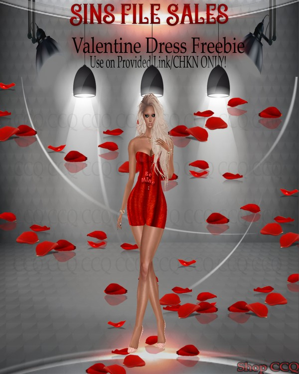♥Valentine Be Mine Freebie♥