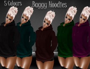 Female Hoodies