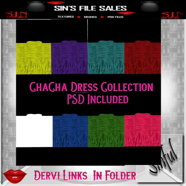 Chacha Dress Collection