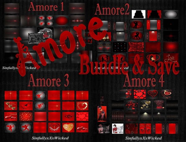 *~Bundle & Save~* Amore Bundle