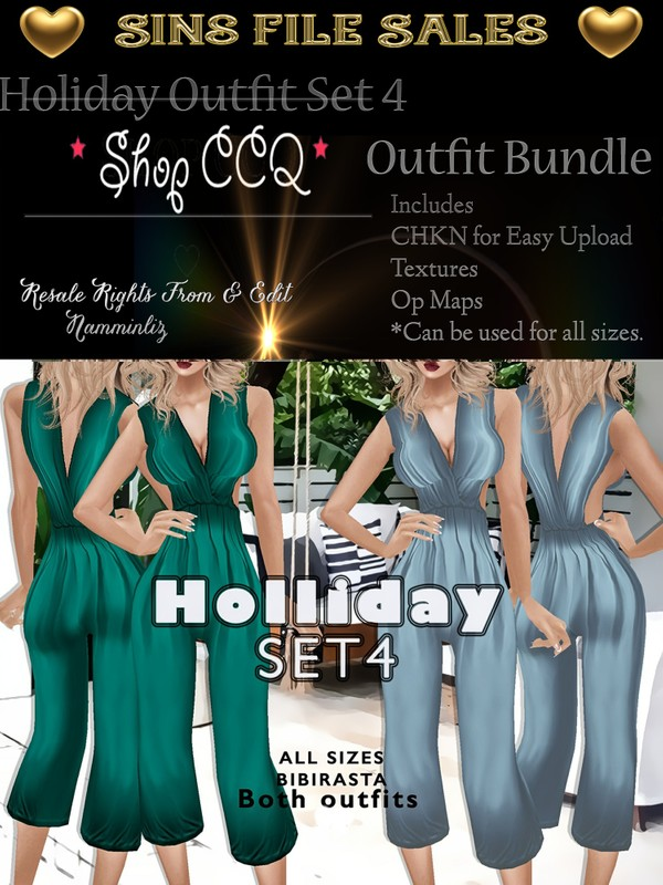 Holiday Bundle 4