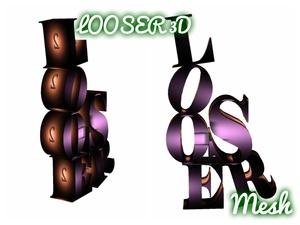 Looser 3D