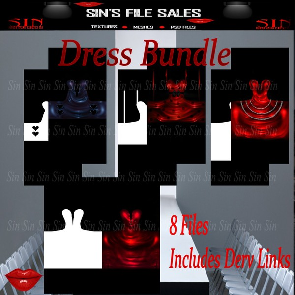 Dress Bundle + Derv Links