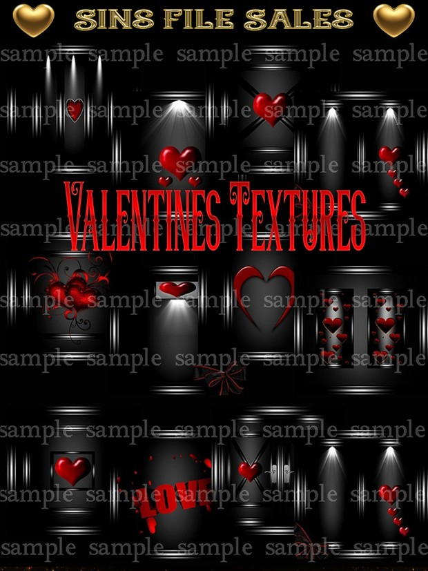 Valentine Texture Pack ♥
