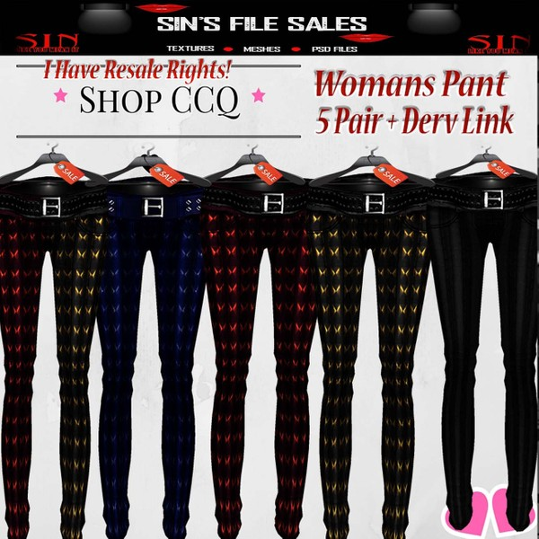 Womans Jeans * 5 Pair