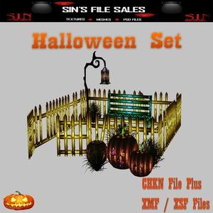 Halloween Set *Mesh