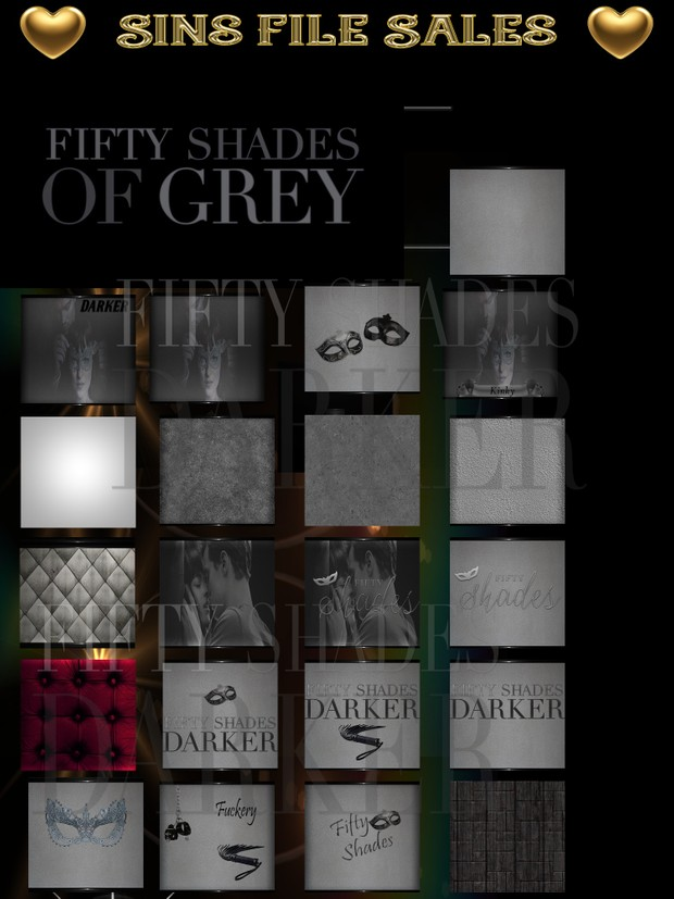 Fifty Shade Texture Pack With Resale Rights