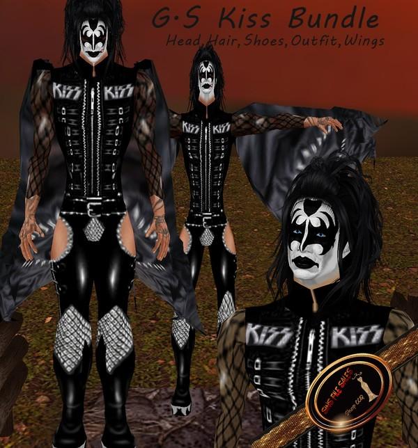 •Halloween Costume• G.S Simmons Kiss