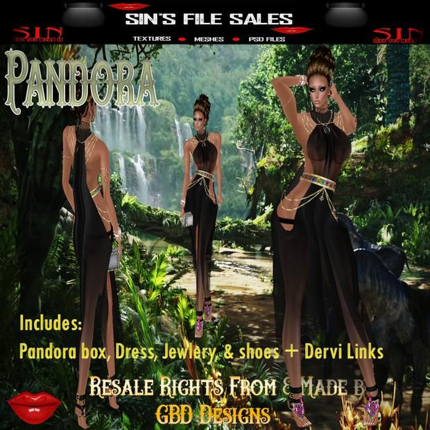 Pandora Collection